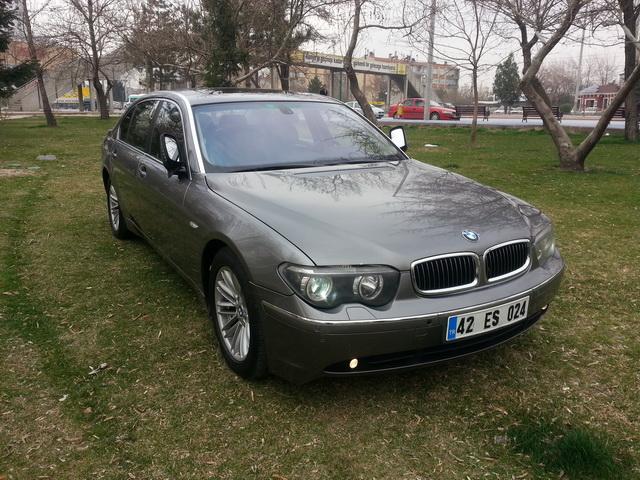 BMW 735 İ LONG