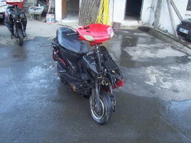 MOTORS�KLET HONDA SCV 100 ACTIVA