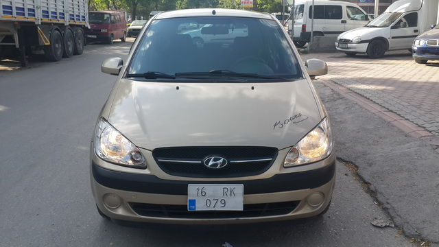 HYUNDAI GETZ 1.5 VGT START