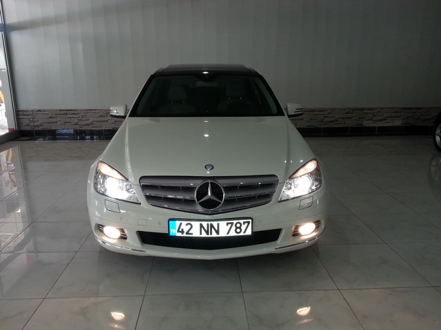 MERCEDES C 180 K 1.6 FASCINATION