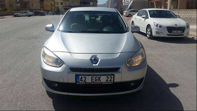RENAULT FLUENCE 1.5 DCI EXPRESSION
