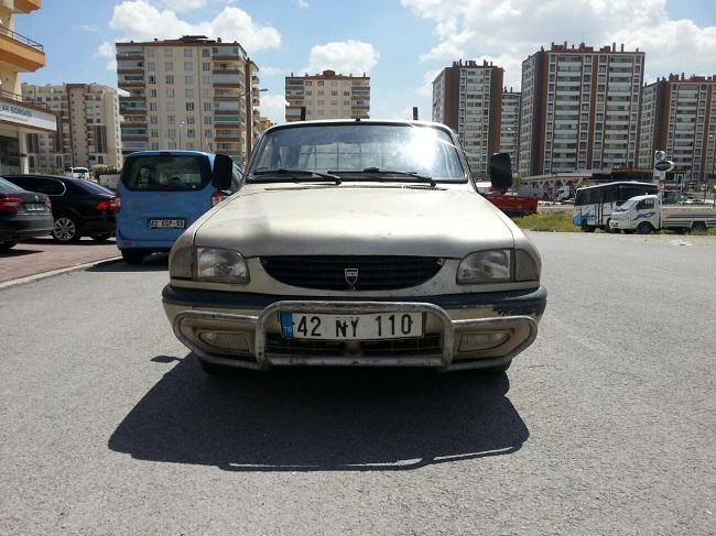 DACIA P�CK-UP ��FT KAB�N KAMYONET