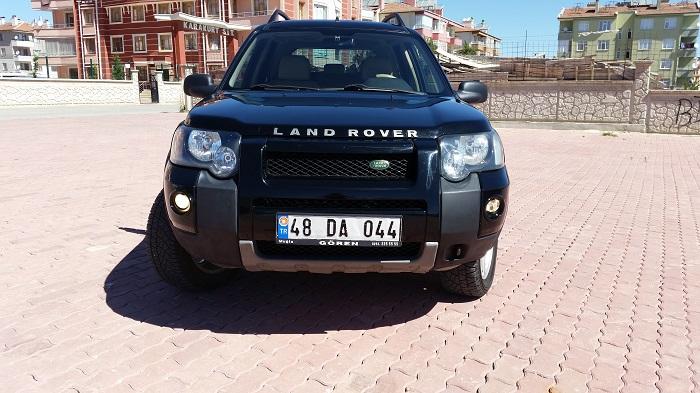 LAND ROVER - FREELANDER 2.0 TD4