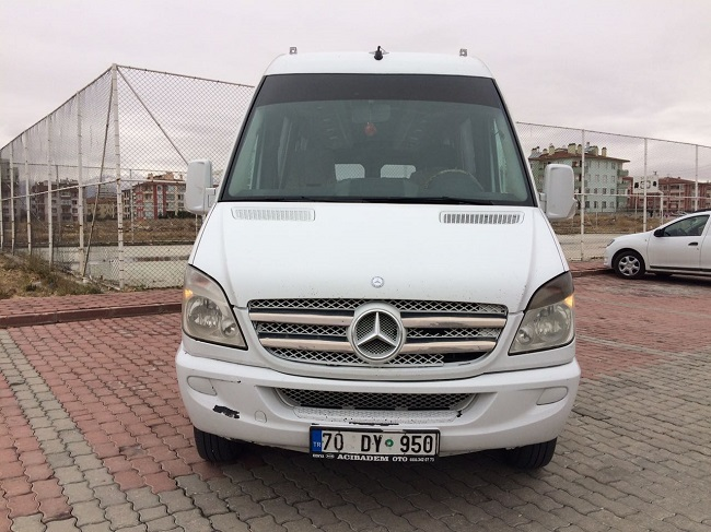 MERCEDES SIPRINTER 515 CDI 16+1