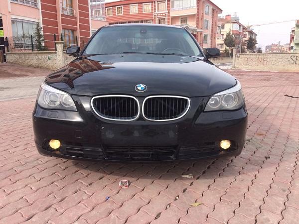 BMW 520D TOURİNG