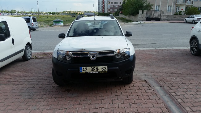 DACIA DUSTER AMBIANCE 1.5 DCI