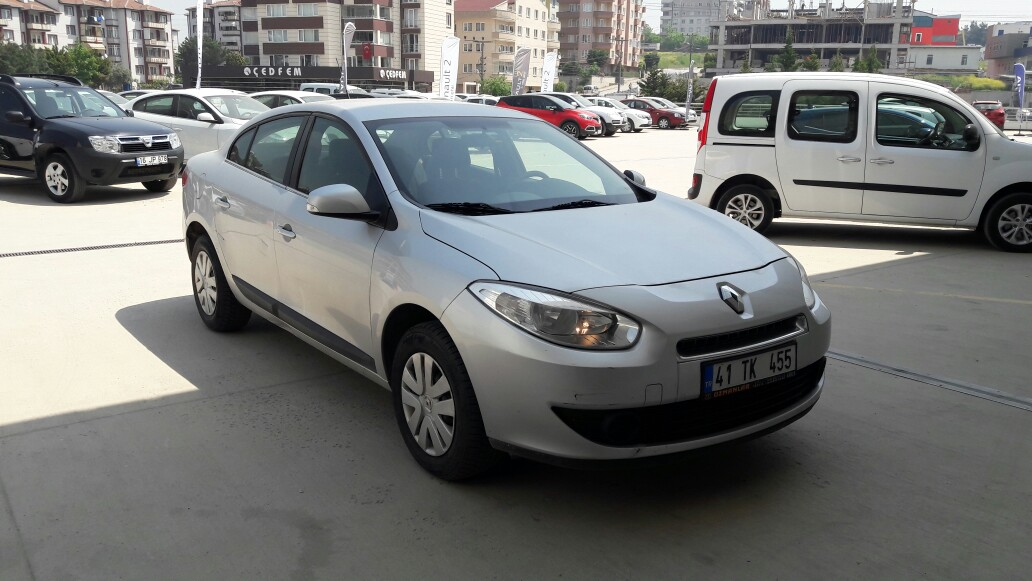 RENAULT FLUENCE 1.5 DCI BUSİNESS