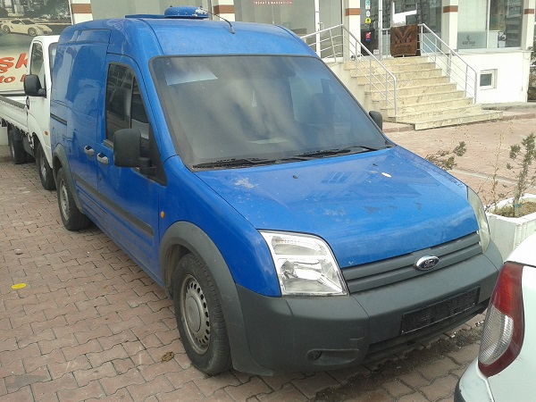 FORD TRANSIT CONNECT T230 LTDCİ