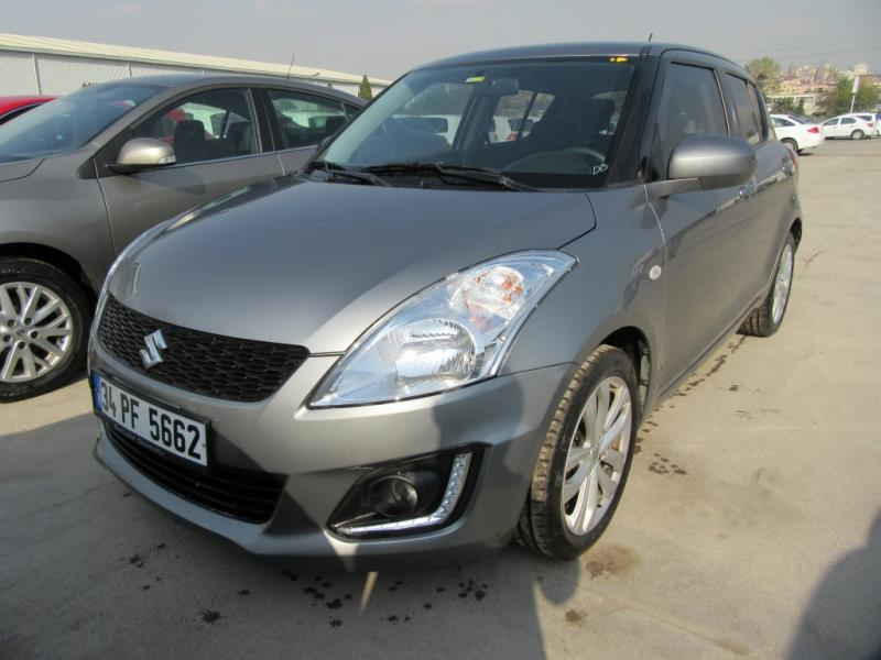SUZUKI SWIFT 1.2 GL OTOMATİK