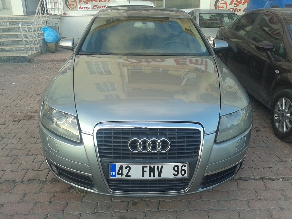 AUDI A6 2.0 TDI SEDAN MULTITRONIC
