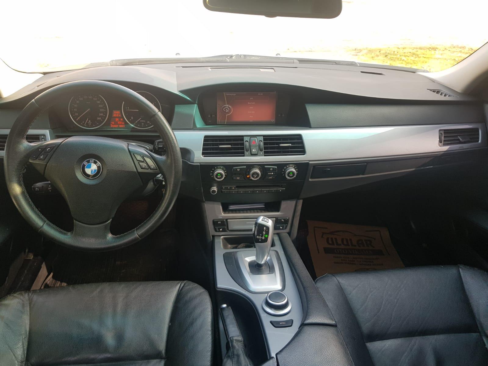 BMW 520D PREMİUM