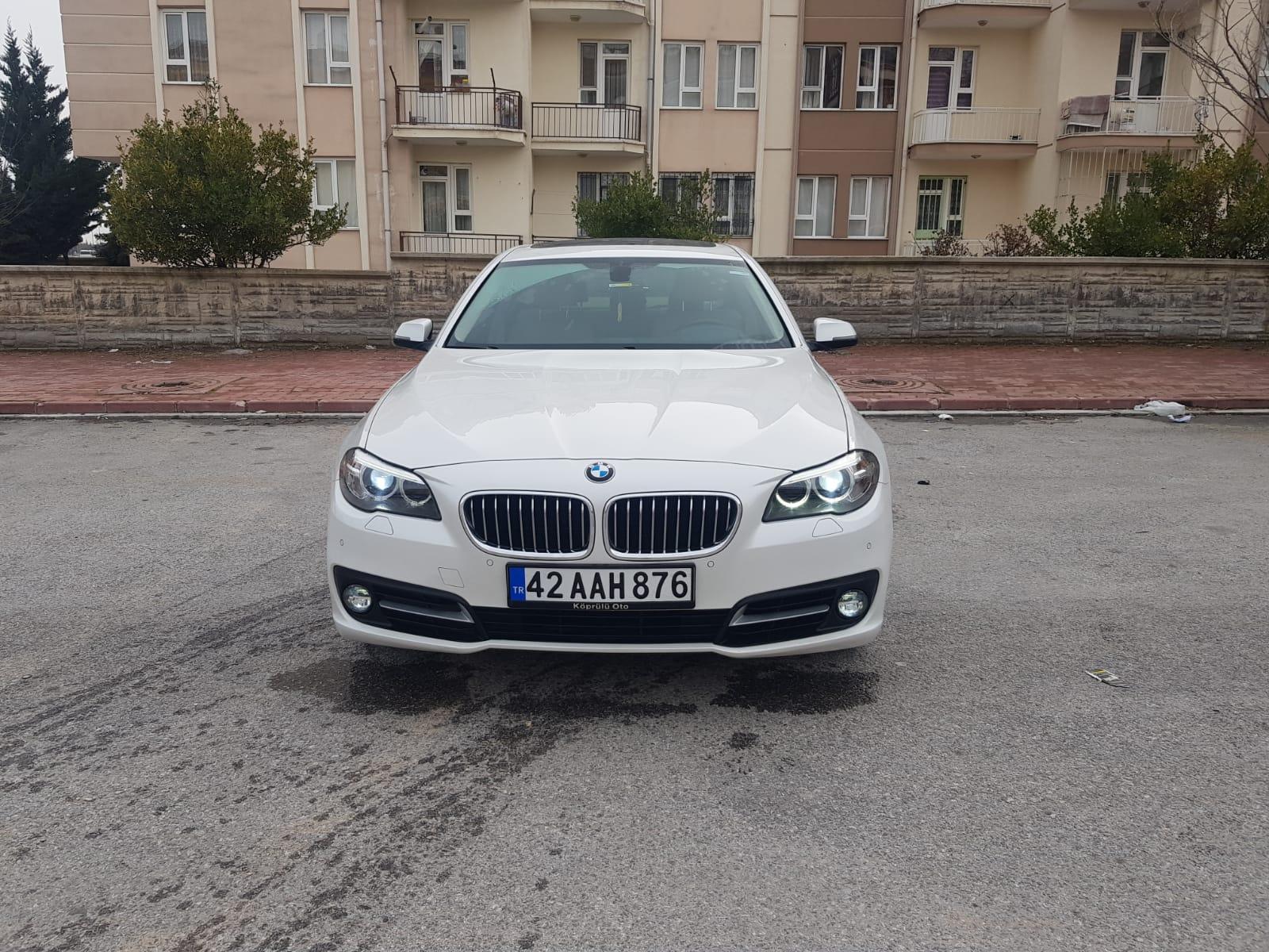 BMW 520İ COMFORT+PREMİUM