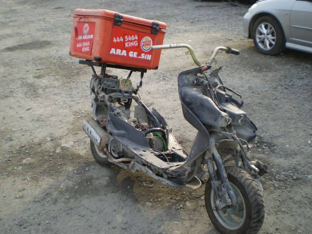 MOTORS�KLET HYUNDAI CITYZEN 125